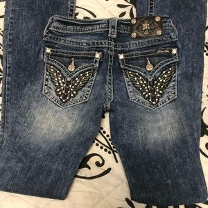 Miss me  jean, good condition worn a few times.